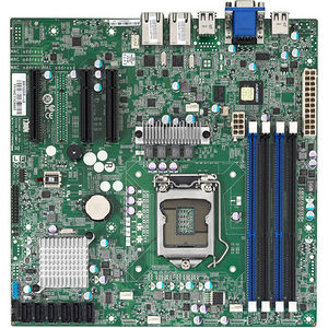 TYAN S5510GM3NR S5510 Server Motherboard - Intel Chipset - Socket H2 LGA-1155 - Retail Pack