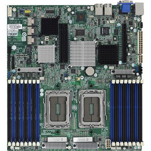 TYAN S8236GM3NR-IL Server Motherboard - AMD Chipset - Socket G34 LGA-1944