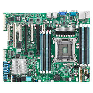 ASUS Z9PA-U8 Server Motherboard - Intel Chipset - Socket R LGA-2011