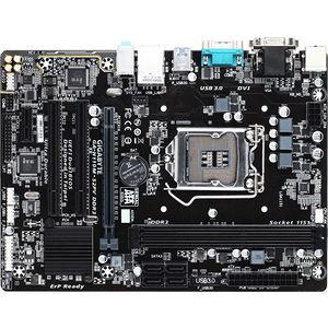 GIGABYTE GA-H110M-S2PV DDR3 Desktop Motherboard - Intel H110 Chipset - Socket H4 LGA-1151