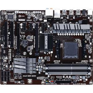 GIGABYTE GA-970A-UD3P Ultra Durable 4 Desktop Motherboard - AMD 970 Chipset - Socket AM3+