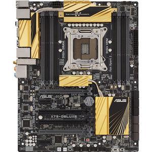 ASUS X79-DELUXE Desktop Motherboard - Intel Chipset - Socket R LGA-2011
