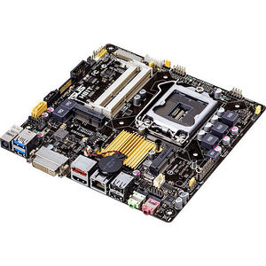 ASUS H81T/CSM Desktop Motherboard - Intel Chipset - Socket H3 LGA-1150