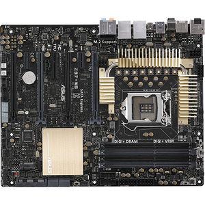 ASUS Z97-WS Workstation Motherboard - Intel Chipset - Socket H3 LGA-1150