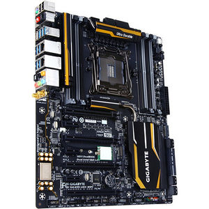 GIGABYTE GA-X99-UD5 WIFI Ultra Durable Desktop Motherboard - Intel X99 Chipset - Socket LGA 2011-v3