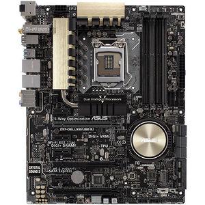 ASUS Z97-DELUXE/USB 3.1 Desktop Motherboard - Intel Chipset - Socket H3 LGA-1150