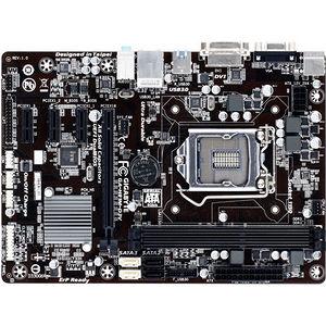 GIGABYTE GA-H81M-D3V Desktop Motherboard - Intel H81 Chipset - Socket H3 LGA-1150