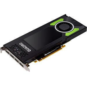 PNY VCQP4000-PB Quadro P4000 Graphic Card - 8 GB GDDR5 - PCI Express 3.0 x16 - Single Slot