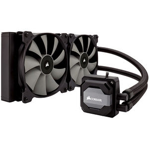 Corsair CW-9060026-WW Hydro H110i Cooling Fan/Radiator