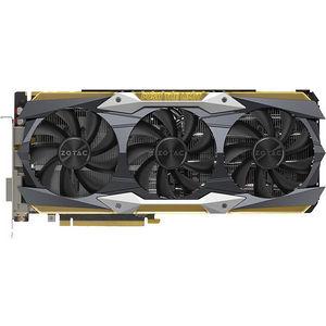 ZOTAC ZT-P10810C-10P GeForce GTX 1080 Ti Graphic Card - 1.65 GHz Core - 11 GB GDDR5X - PCI-E 3.0