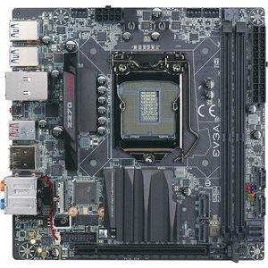 EVGA 111-KS-E272-KR Z270 Stinger Desktop Motherboard - Intel Chipset - Socket H4 LGA-1151