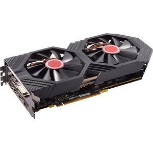 XFX RX-580P427D6 Radeon RX 580 Graphic Card - 1.26 GHz Core - 4 GB GDDR5 - Dual Slot