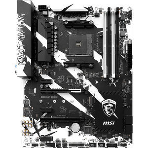 MSI B350 KRAIT GAMING Desktop Motherboard - AMD Chipset - Socket AM4
