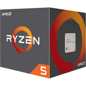 AMD YD1400BBAEBOX Ryzen 5 1400 Quad-core (4 Core) 3.20 GHz Processor - Socket AM4 Retail Pack