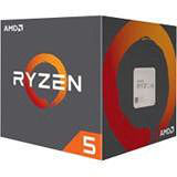 AMD YD1600BBAEBOX Ryzen 5 1600 Hexa-core (6 Core) 3.20 GHz Processor - Socket AM4 Retail Pack