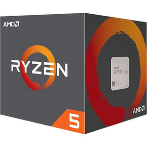AMD YD150XBBAEBOX Ryzen 5 1500X Quad-core (4 Core) 3.50 GHz Processor - Socket AM4 Retail Pack