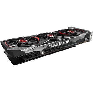 PNY VCGGTX1080T11XGPB-OC GeForce GTX 1080 Ti Graphic Card - 1.65 GHz Boost Clock - 11 GB GDDR5X