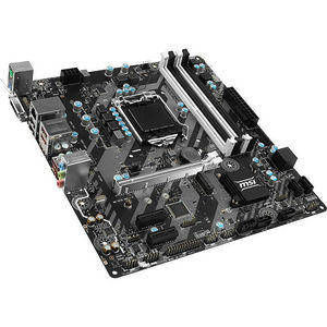 MSI B250M BAZOOKA Desktop Motherboard - Intel Chipset - Socket H4 LGA-1151