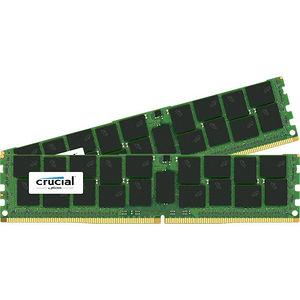 Crucial CT4K16G4RFD4213 64GB (4 x 16 GB) DDR4 SDRAM Memory Module - ECC - Registered