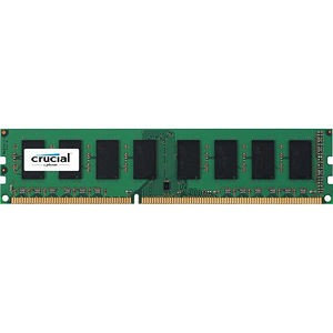 Crucial CT102464BD186D 8GB DDR3 PC3-14900 Unbuffered NON-ECC 1.35V 1024Meg x 64