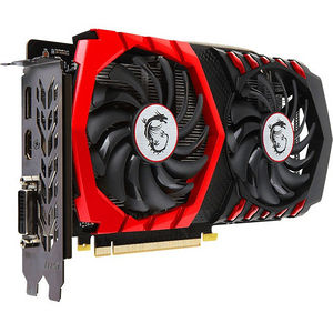 MSI GTX 1050 GAMING X 2G GeForce GTX 1050 Graphic Card - 1.44 GHz Core - 2 GB GDDR5 - PCI-E 3.0 x16