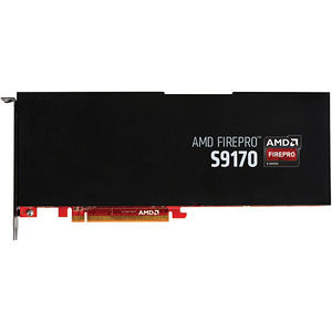 AMD 100-505982 FirePro S9170 Graphic Card - 32 GB GDDR5 - PCI Express 3.0 x16 - Dual Slot