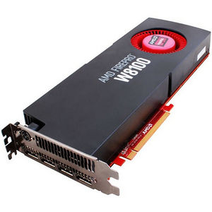 AMD 100-505976 FirePro W8100 Graphic Card - 8 GB GDDR5 - PCI Express 3.0 x16 - Dual Slot