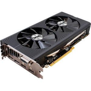 Sapphire 11260-01-20G NITRO+ Radeon RX 480 Graphic Card - 1.21 GHz Core - 8 GB GDDR5 - PCI-E 3.0