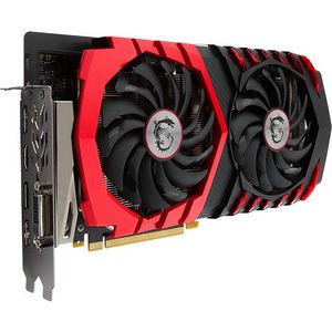 MSI GTX 1060 GAMING X 3G GeForce GTX 1060 Graphic Card - 1.59 GHz Core - 3 GB GDDR5 - PCI-E 3.0 x16