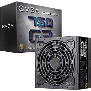 EVGA 220-G3-0750-X1 SuperNOVA 750 G3 750W Power Supply