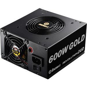Enermax ERD600AWL-F Revolution DUO 600W Power Supply