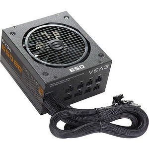 EVGA 110-BQ-0650-V1 650 BQ 650W Power Supply