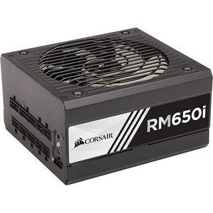 Corsair CP-9020081-NA RMi Series RM650i - 650 Watt 80 PLUS Gold Certified Fully Modular PSU