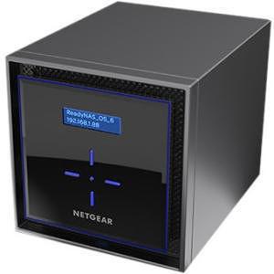 NETGEAR RN424D6-100NES ReadyNAS 424, Desktop 4-bay, 4x6TB Desktop HDD