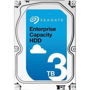 "Seagate ST3000NM0005 3TB SATA 6Gb/s 7200RPM 3.5"" 128MB Cache Enterprise HDD"