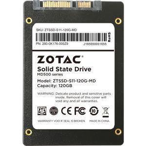 "ZOTAC ZTSSD-S11-120G-MD 120 GB 2.5"" Internal Solid State Drive - SATA"
