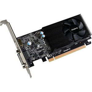 GIGABYTE GV-N1030D5-2GL GeForce GT 1030 Graphic Card - 1.25 GHz Core - 2 GB GDDR5 - Low-profile