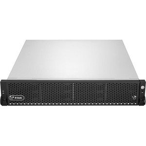 D-Link DSN-6210 2U/12-Bay SAN Storage, Single Controller (1GbE Ports x 6)