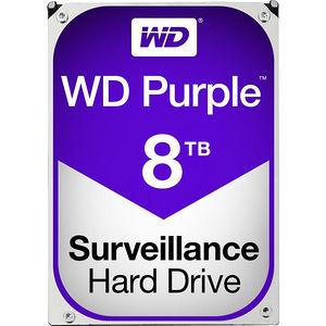 WD WD80PURZ Purple 8TB Surveillance Hard Drive