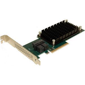ATTO ESAH-1208-000 ExpressSAS RAID 8-Port 12Gb SAS/SATA to x8 PCIe 3.0 Host Bus Low Profile Adapter