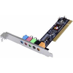SIIG IC-510012-S2 SoundWave 5.1 PCI Sound Board
