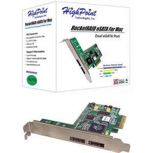 HighPoint RR2314M2 RocketRAID 2-Port SATA Controller