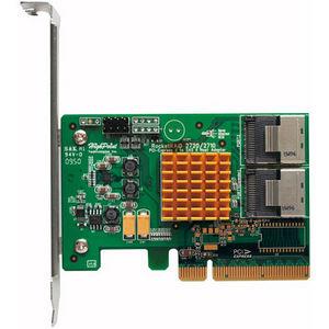 HighPoint RR2720SGL RocketRAID 2720SGL 8-port SAS RAID Controller