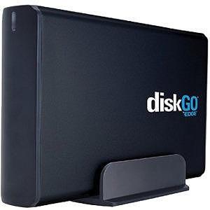 "EDGE PE233044 DiskGO 2 TB 3.5"" External Hard Drive - Desktop"