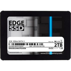 "EDGE PE250829 2 TB 2.5"" Internal Solid State Drive - SATA"