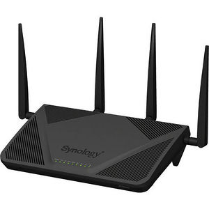 Synology RT2600AC IEEE 802.11ac Ethernet Wireless Router