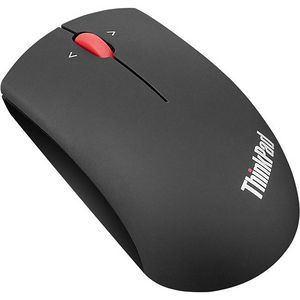 Lenovo 0B47163 ThinkPad Precision Wireless Mouse - Midnight Black