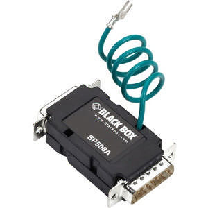 Black Box SP508A RS-422 Surge Protector, DB15