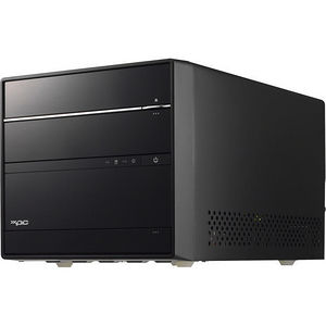 Shuttle SH170R6 XPC Barebone Mini PC - H170 Express Chipset - Socket H4 LGA-1151 - Black Aluminum