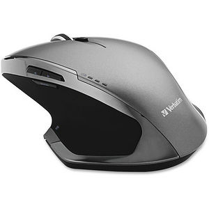 Verbatim 98622 Wireless Desktop 8-Button Deluxe Mouse